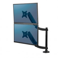 Ramię na 2 monitory pionowe Platinum Series Fellowes, 8043401