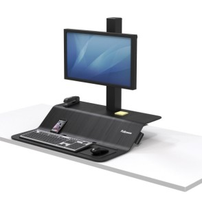 Stanowisko do pracy Sit-Stand Lotus VE na jeden monitor Fellowes, 8080101