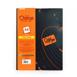 Teczka ORANGE 3 Flap Folder