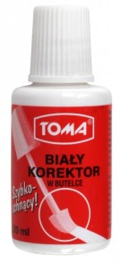 Korektor w płynie Toma TO-018, 20ml